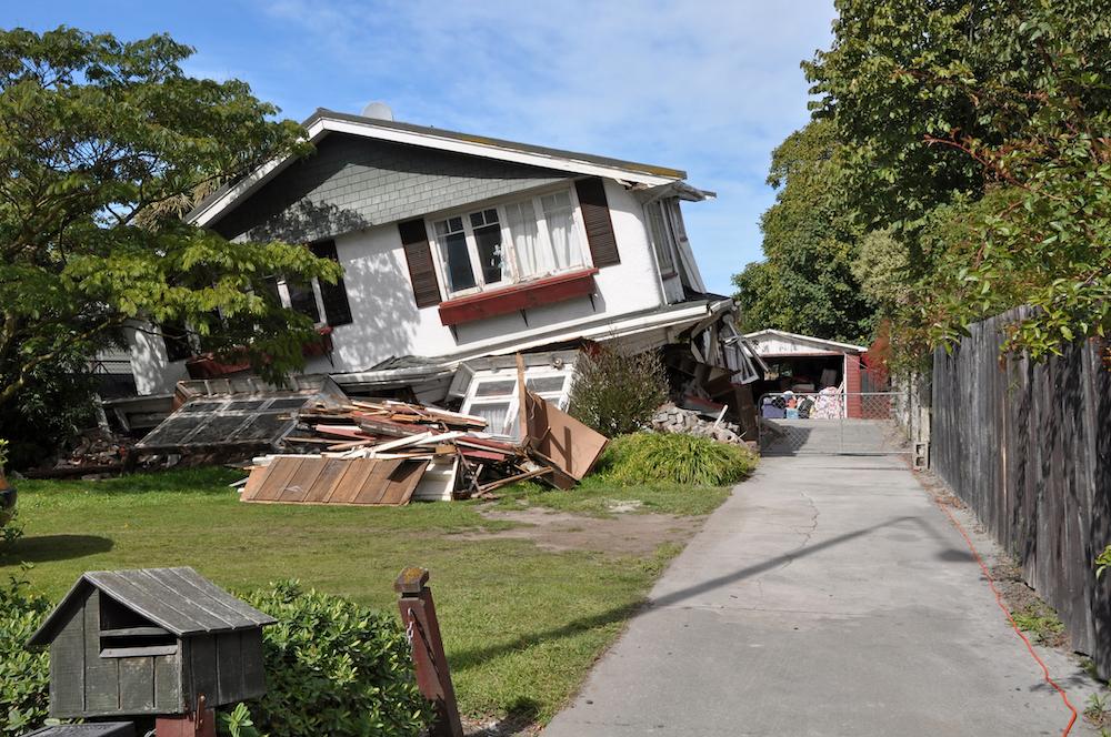 earthquake insurance Crowley LA